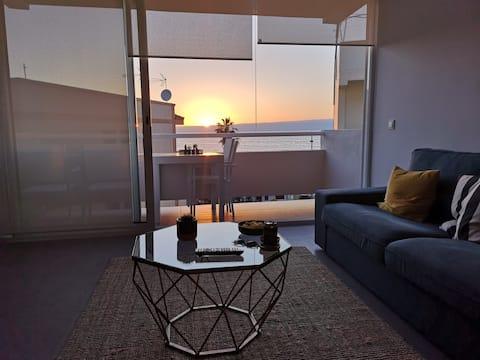 Bajamar: Lujoso apartamento a 4min de la playa