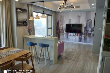温馨北欧风格公寓