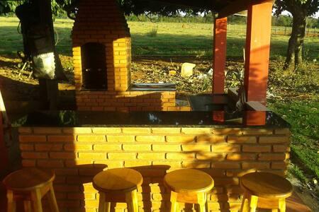 Alugo casa para temporada4 km de São Jose da barra
