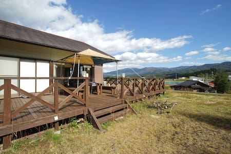 Cottage Iwamura one cottage rental! BBQ, Party