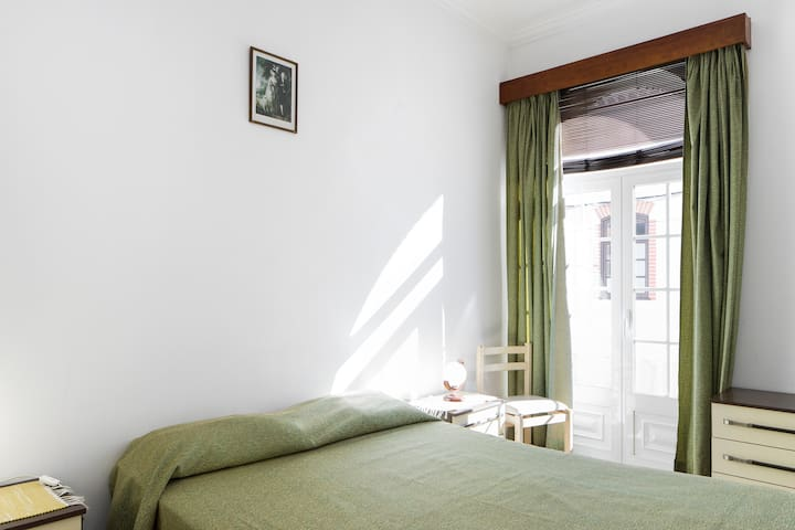 Two-Room Apartment - Luso