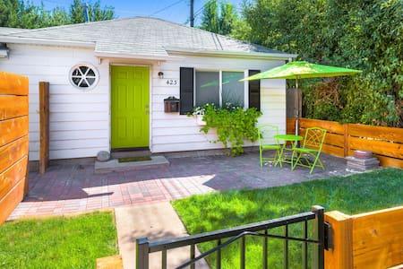 SE Boise Guest House BSU/Downtown - Bungalow