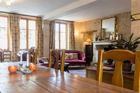 La Bagnosienne Country House (three week rental) - Baigneux-les-Juifs - Bed & Breakfast