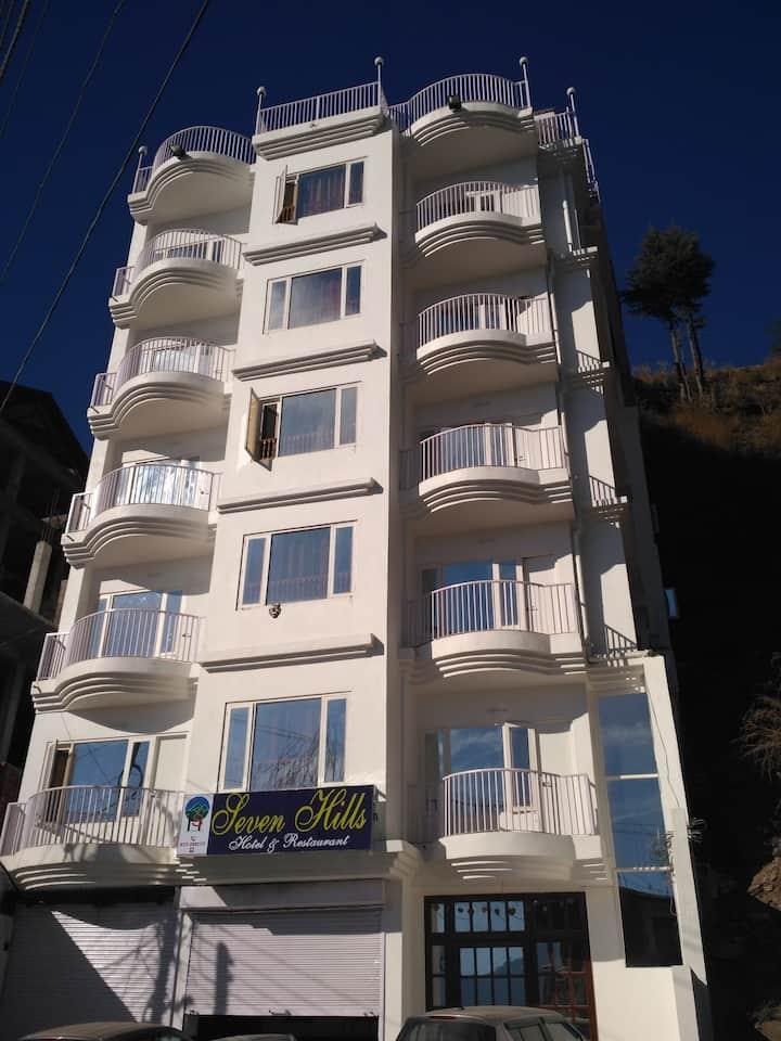 Seven Hills Hotel : Deluxe Room