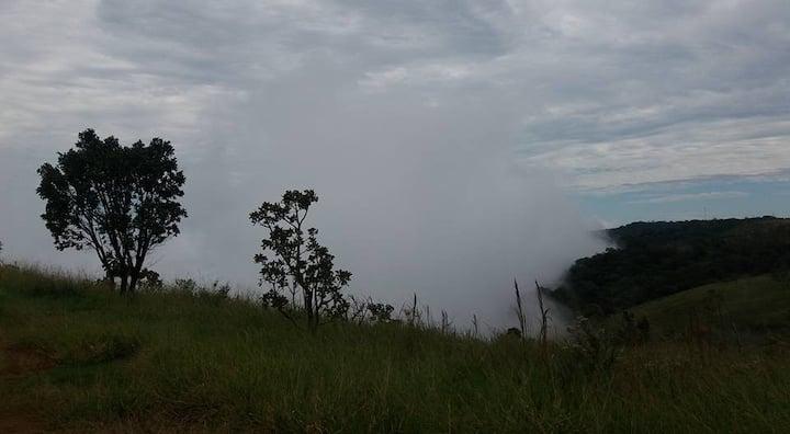 PARAÍSO CHAPADA DOS GUIMARÃES MT reserva ecologica