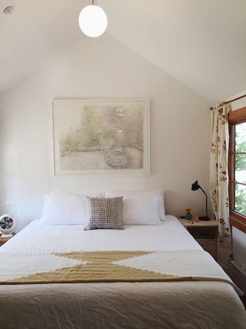 The Santa Rosalia Guest House - Room 3 - Edmonds - Guesthouse