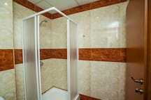Bathroom toilet & shower rooms