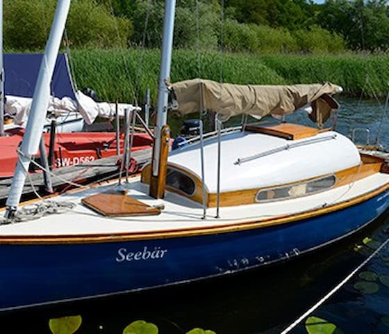 Segelboot SEEBÄR