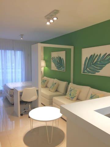 Departamento Nuevo Monoambiente - San Miguel de Tucumán - Apartmen