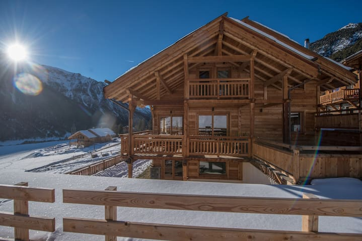 Chalet Luxe Marchis - Ceillac - Chalet