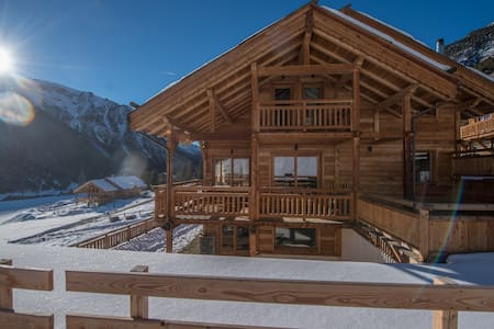 Chalet Luxe Marchis - Ceillac - Chalé