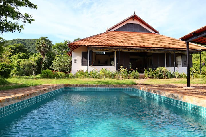 Villa Arjuna - Kep National Park