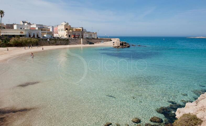 La spiaggia di Santa Maria al Bagno (Nardò)