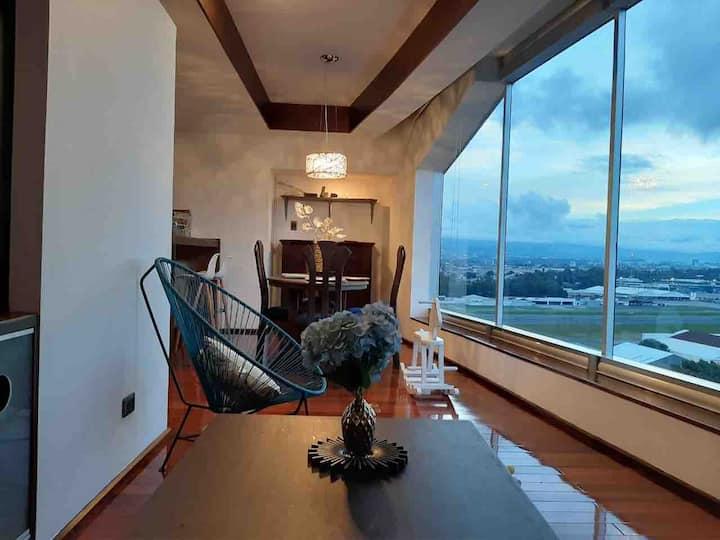 Beautiful Apartment Front International AirPort