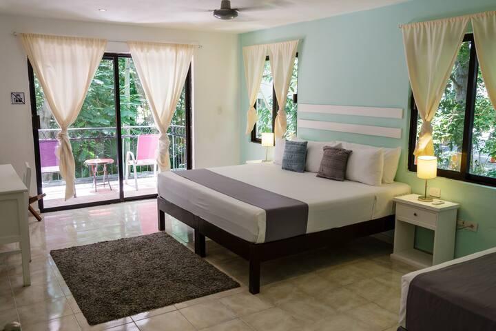 Habitación Master Deluxe - Casa Blanca Suites