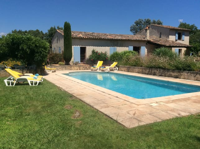 Peaceful Villa near St Tropez - Cogolin - Villa