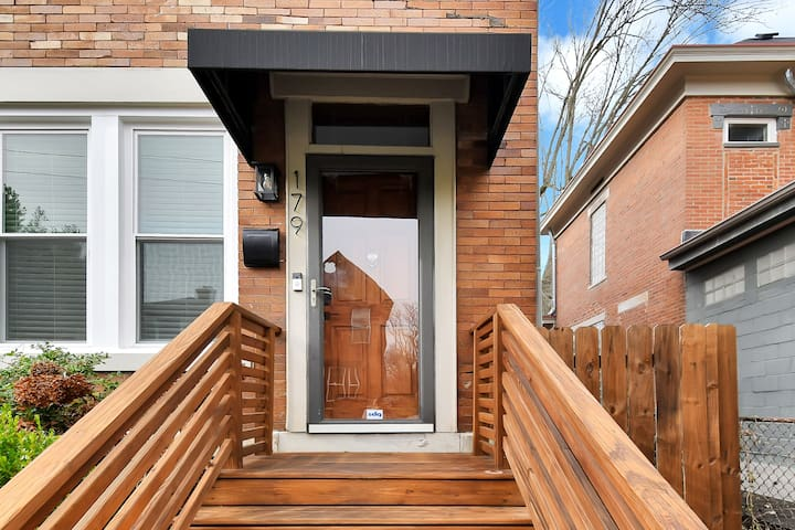 Private Chic Home - Downtown Columbus