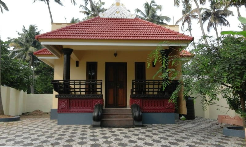 cherai beach homes