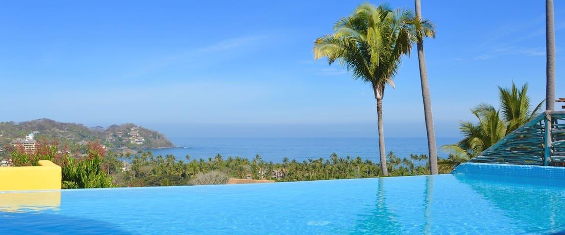 "Best Vacations Los Corales ""IGUANA"" Ocean View"