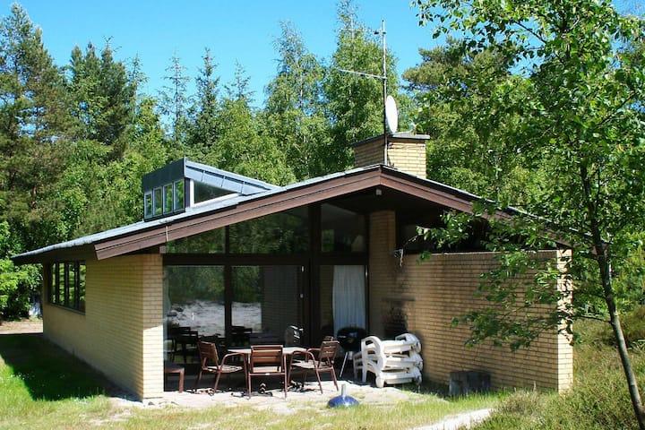 Spacious Holiday Home in Nexø Bornholm with Sauna