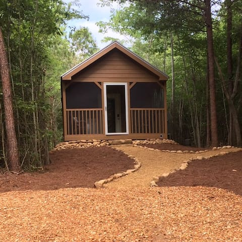 Little River Refuge - New Tiny Cabin w/Great Pool - Mentone - Talo