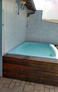 Linda casa com piscina, quartos. - Rio de Janeiro