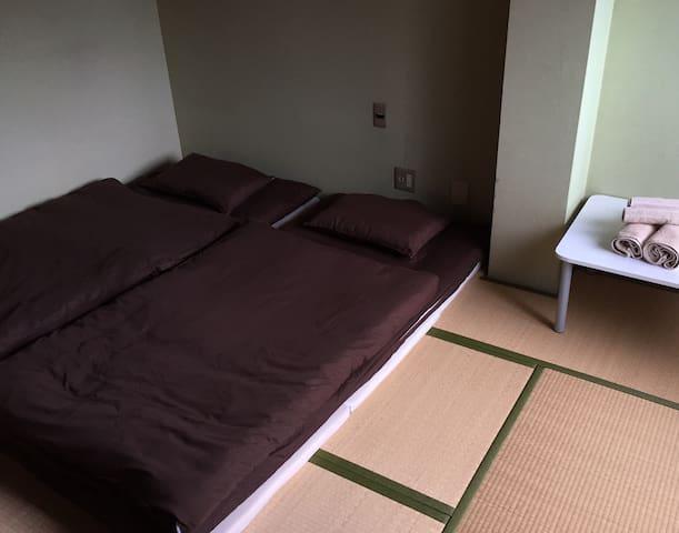 Comfy Japanese Tatami Room - Kioto - Talo