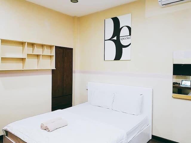 Cute Aprt 4 rent at city center G02