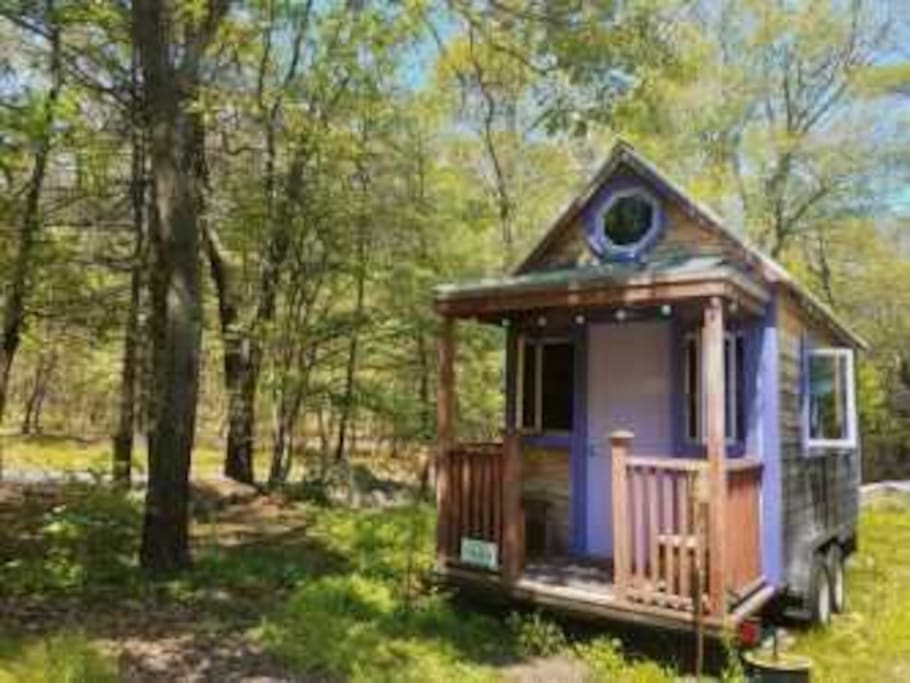 Adorable tiny house, fully equipped with electric and water