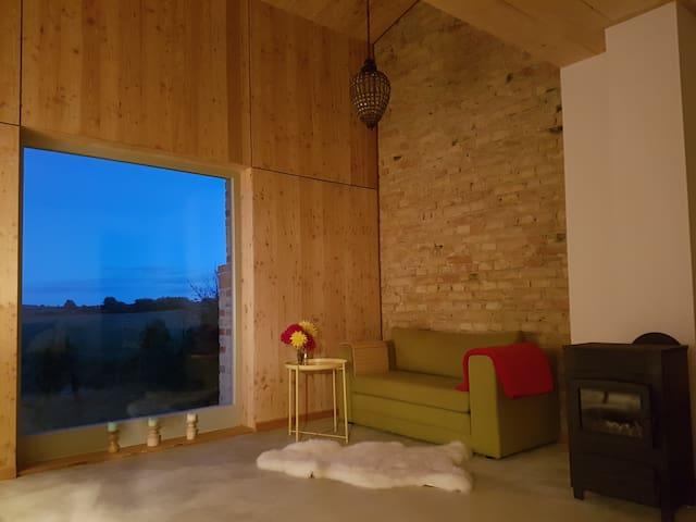 Terrassenwohnung im Landhaus Jakob mit Weitblick