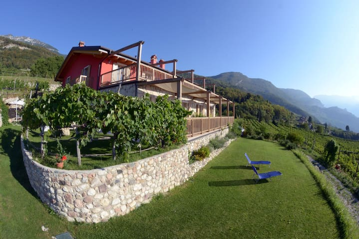 Double room, Agritur B&B Maso Spezial - Villa Lagarina - Bed & Breakfast