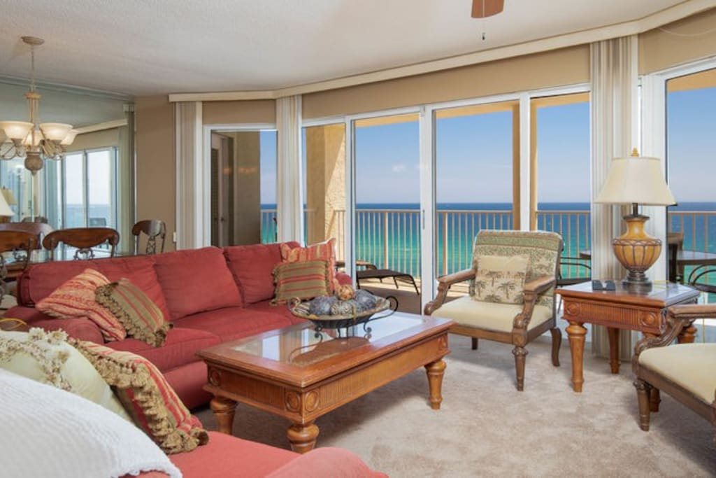 A true luxury vacation awaits at the extraordinary Long Beach Resort 2-1103 on Panama City Beach!