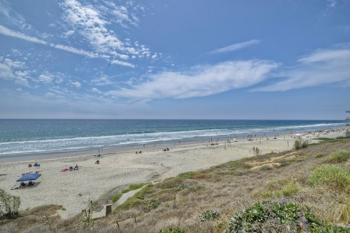 Carlsbad's Best Beach and Village Location