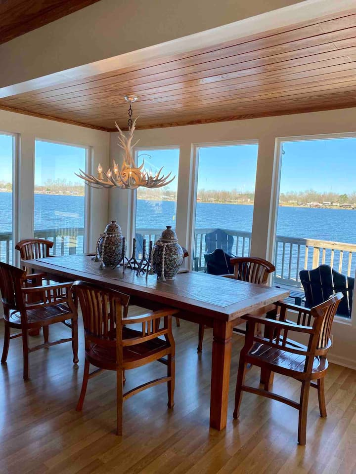 False River Waterfront Home