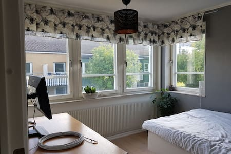 Simple room near central of Lund