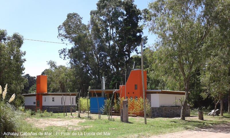 La Lucila del Mar, casa para 4p en El Pinar