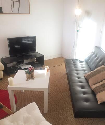 Studio cosy Créteil 30 min de Paris - Créteil - Apartamento