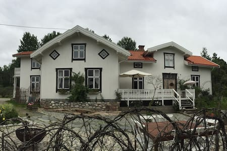 Fredbo - Historic home by the fjord close by Oslo! - Villa
