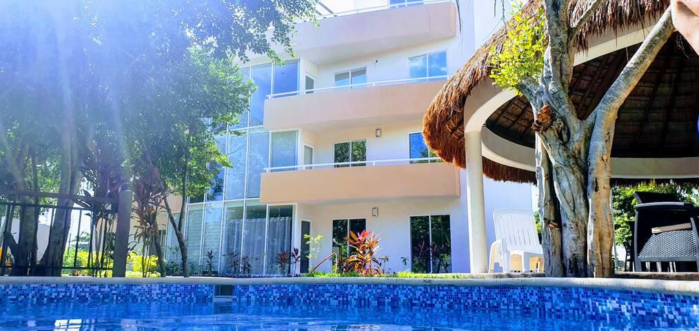 Quinta Maretta Condo @ Pto. Morelos, Riviera Maya