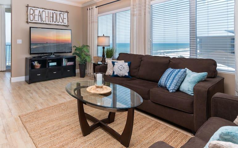 Tidewater Beach Resort Condo on Panama City Beach