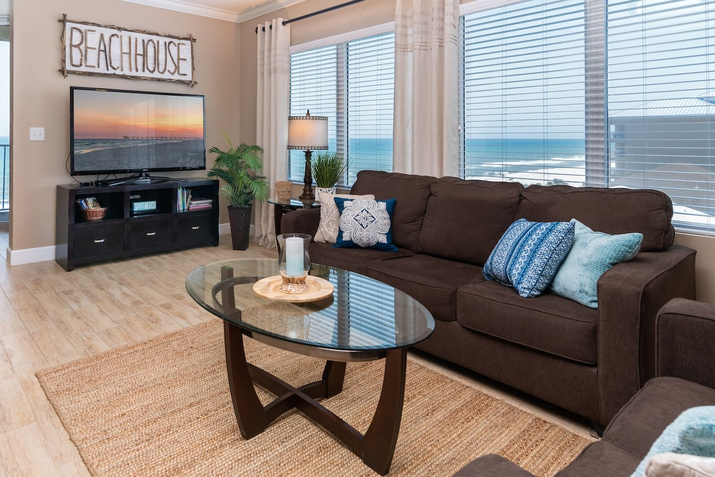 Welcome to our private, luxury condo at Tidewater Beach Resort, perfectly located on the 4th floor end for the ultimate in privacy and convenience!!  No waiting on elevators (2 flights up from parking garage level)!