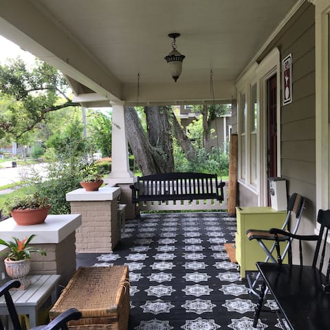Urban Cottage in Walkable Riverside - Jacksonville - House