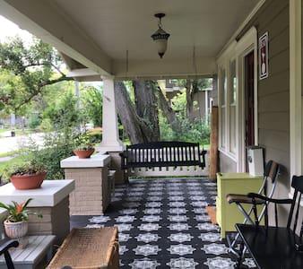 Urban Cottage in Walkable Riverside - Jacksonville - Haus