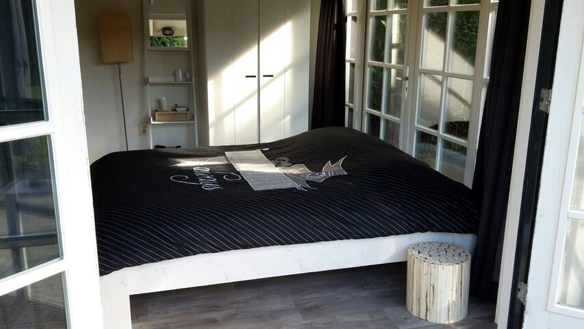 New bed (2017)