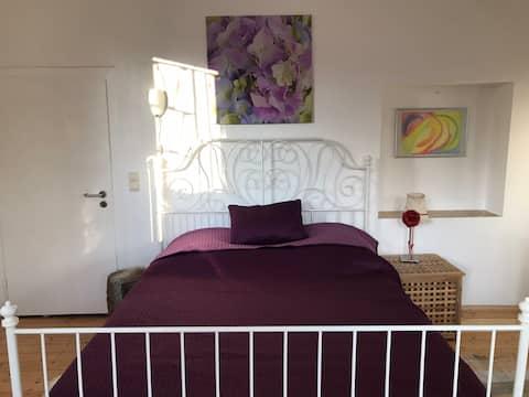 Mooie kamer op een toplocatie in het Stadtpark