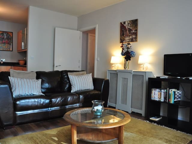 Great Apartment in Hip Smithfield