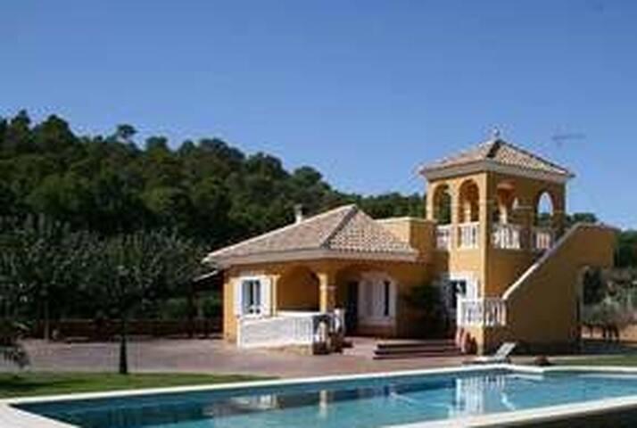 Villa in a mediterranean paradise - サリナス - 別荘
