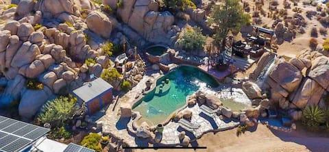 Dream Catcher Ranch W/Pool /jacuzzi
