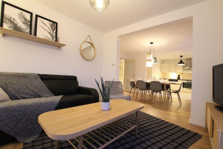 Colmar Center Apartement HELIOS 4* - Free Parking