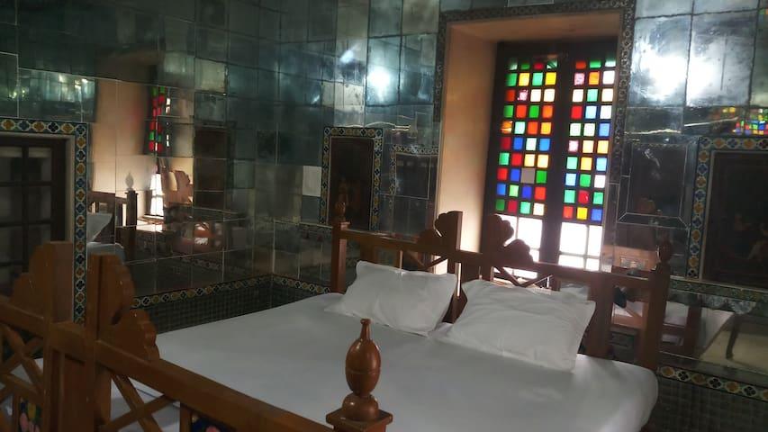 Kanch Mahal - Bed Room